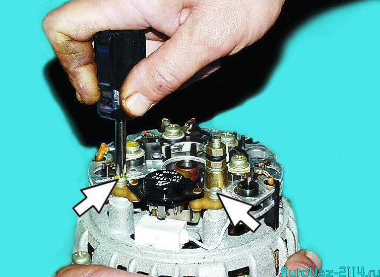 Регулятор напряжения ваз 2115 инжектор
